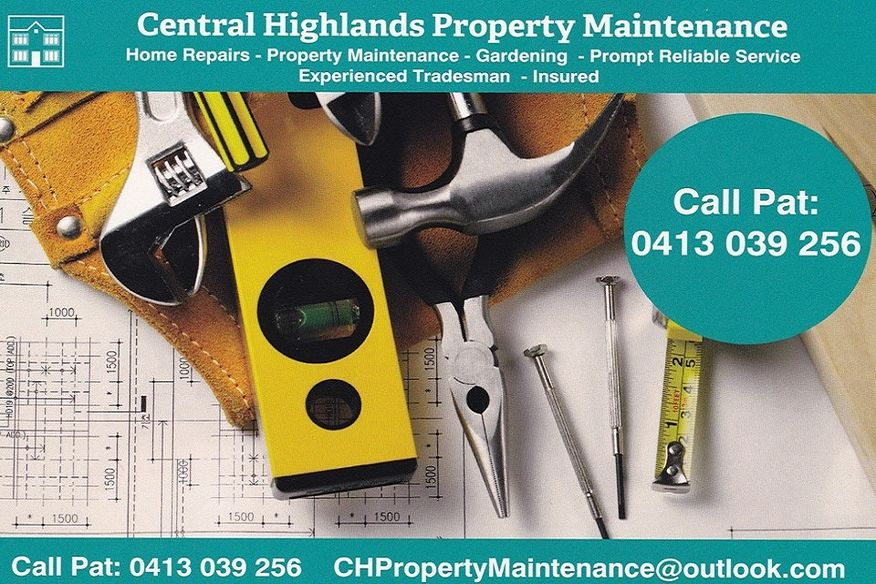 Central Highlands Property Maintenance