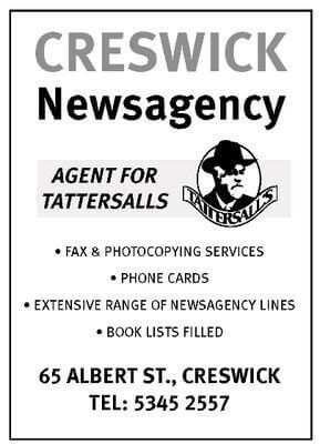 Creswick Newsagency + Lotto