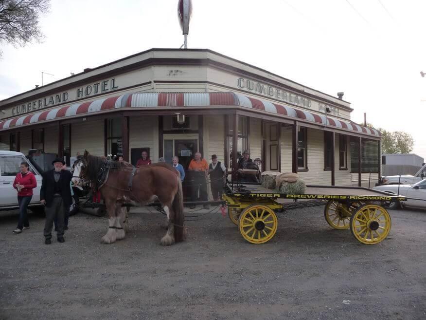 Cumberland Hotel Smeaton