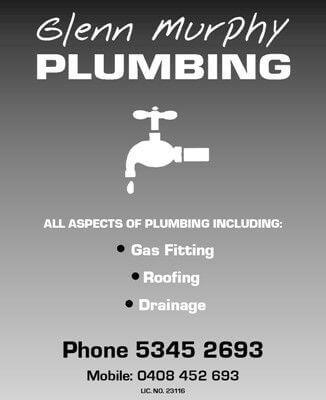 Glenn Murphy Plumbing + Gasfitters