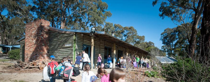 Log Cabin Camp