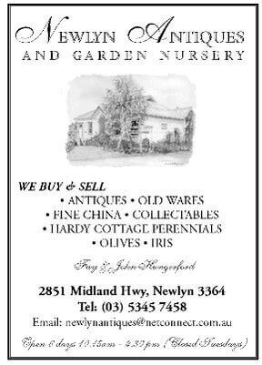 Newlyn Antiques and Cottage Garden Nursery