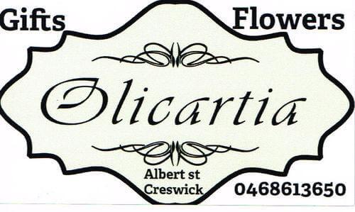 Olicartia   Creswick Gifts