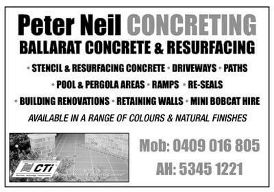 Peter Neil Concreting