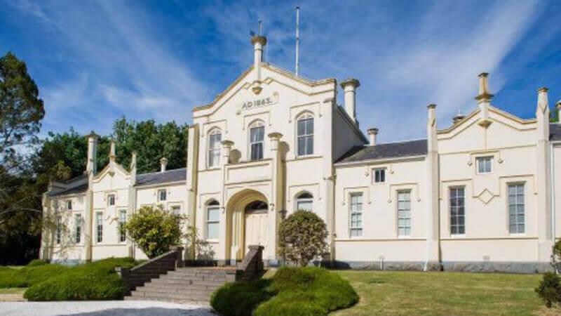 University of Melbourne   Creswick Campus