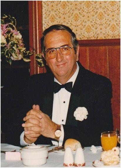 HUNTLEY, Mr William John (Bill)