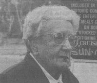 NORTHCOTT, Miss Elizabeth Palmer