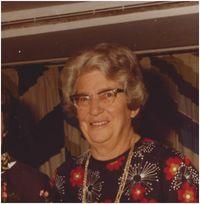 CARTLEDGE Cora Medill