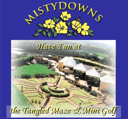 Mistydowns Tangled Maze MiniGolf