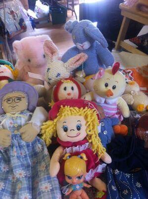 Stiffed Toys