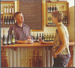 Captains Creek Wines - near Creswick