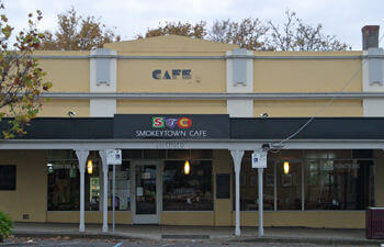 Smokeytown Cafe Creswick