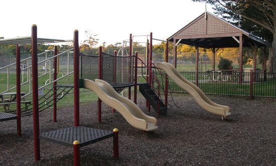 MtProspect Tennis BBQ Playground