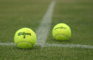 Tennis balls Creswick