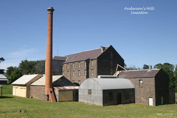 Anndersons Mill west