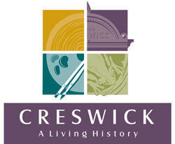 Creswick A Living History Logo