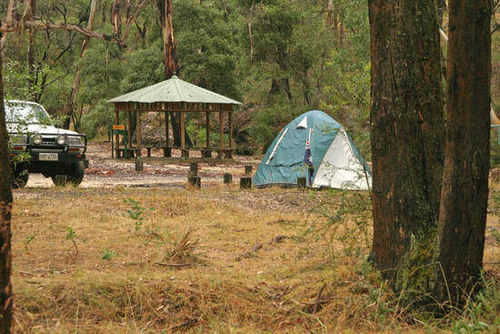 Slaty Creek Picnic Area No 1