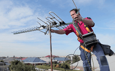 TV/Video Repairs & Antennas