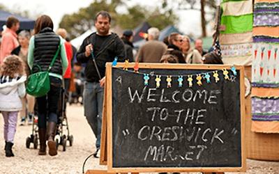 Creswick Market