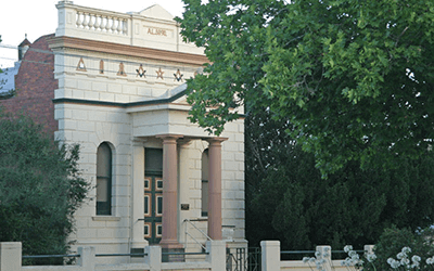 Creswick Havilah Masonic Lodge