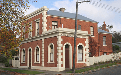 Old Gold Bank