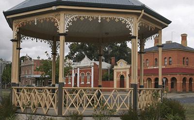 Queen Victoria Bandstand