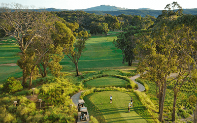 Golf at RACV Resort