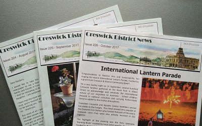Creswick District News