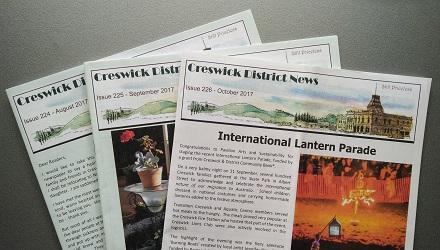 Creswick District News